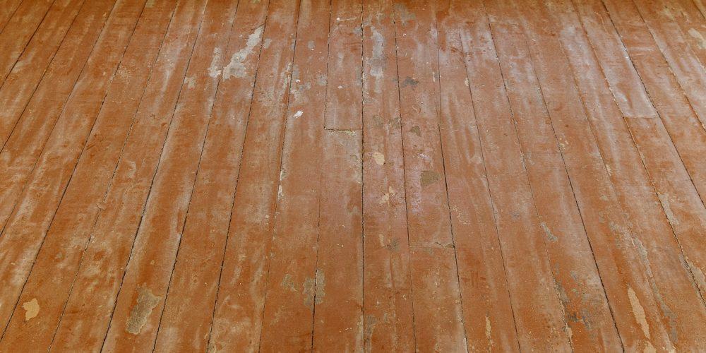 Grīda pirms restaurācijas